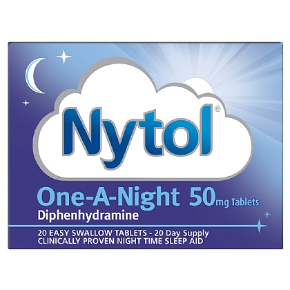 Nytol One-A-Night 20 Tablets