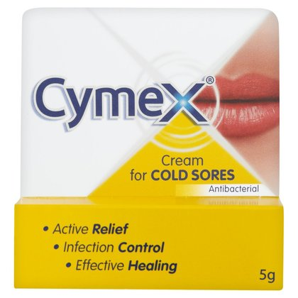 Cymex Cold Sore Cream