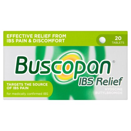 Buscopan IBS Relief Tablets - 20