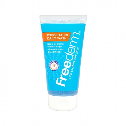 Freederm Exoliating Facial Wash - 150ml