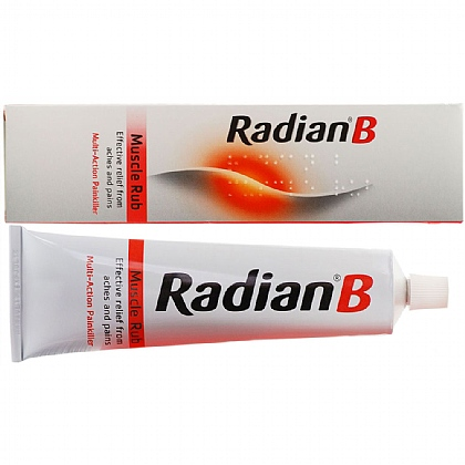 Radian B Muscle Rub - 100g