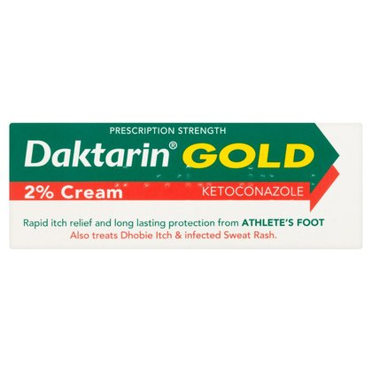 Daktarin Gold Cream (P) - 15g