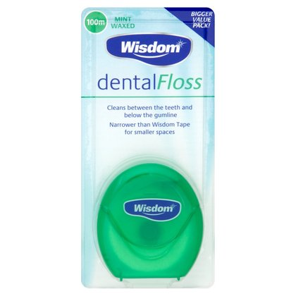Wisdom Dental Floss
