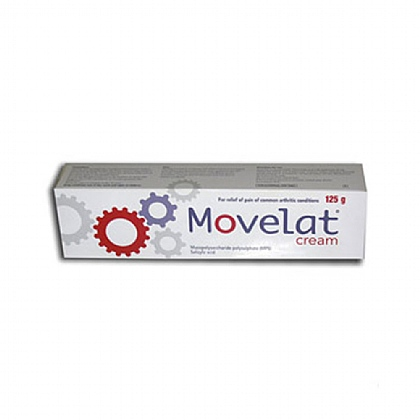 Movelat Relief Cream - 125g