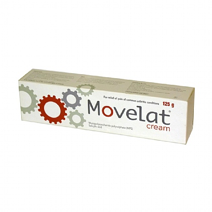 Movelat Relief Gel - 125g