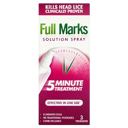 Full Marks Solution Spray - 150ml