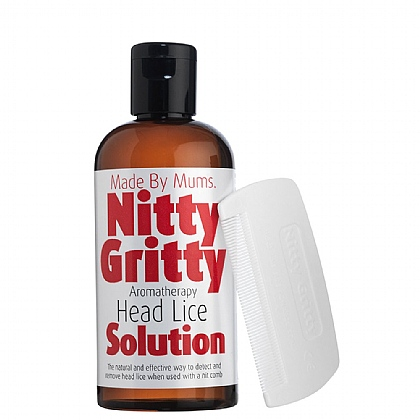 Nitty Gritty Aromatherapy Head Lice Kit - 150ml