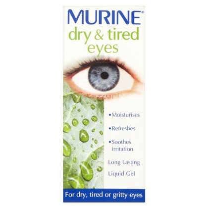 Murine Drops For Dry & Tired Eyes - 15ml
