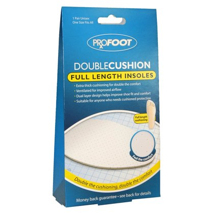 Profoot Double Cushion Insoles