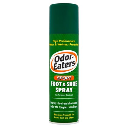 Odour-Eaters Sport Foot & Shoe Spray - 150ml