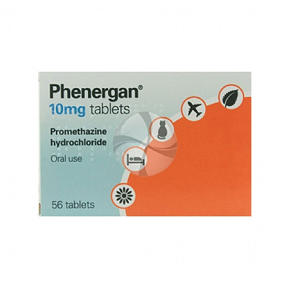 Phenergan 10mg Tablets - 56