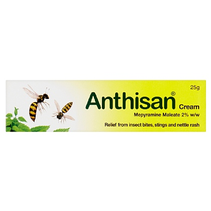 Anthisan Cream - 25g