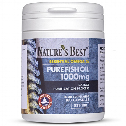 Pure Fish Oil 1000mg