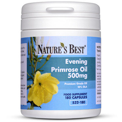 Evening Primrose Oil GLA 500mg