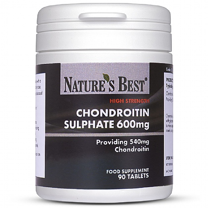 Chondroitin Sulphate 600mg