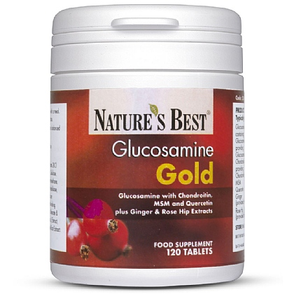 Glucosamine Gold, High Strength Formula