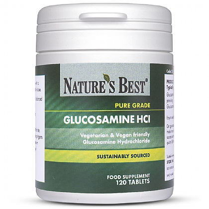 Glucosamine HCl, Corn Based, Sustainably Sourced