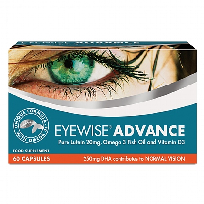 Eyewise<sup>®</sup> Advance, Specialised Formula To Support Eye Health