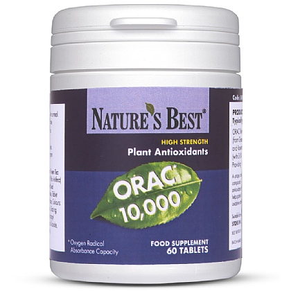Orac 10,000, A Unique Combination Of Plant Antioxidants