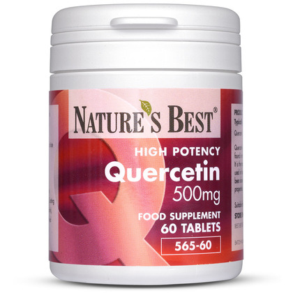 Quercetin 500mg, High Strength Flavonoid