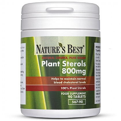 NEW Plant Sterols 800mg