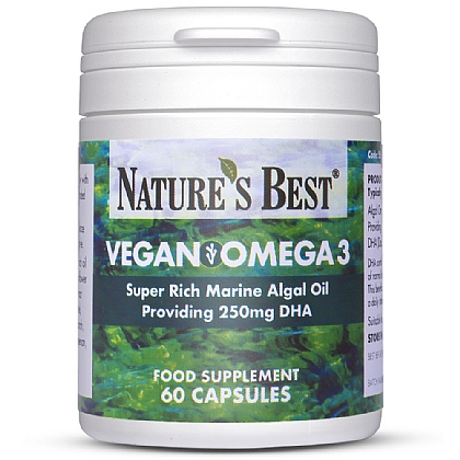 VEG OMEGA-Vegan Omega 3 Oil 625mg