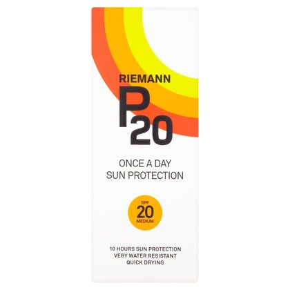 Riemann P20 Sun Lotion SPF20 - 200ml