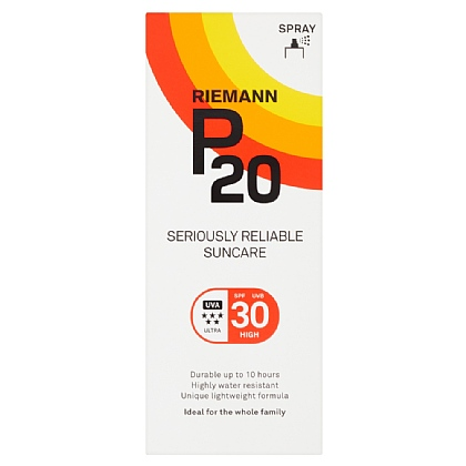 Riemann P20 Sun Lotion SPF30 - 200ml