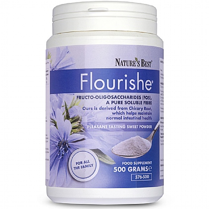 Flourishe<sup>®</sup>, Natural Soluble Fibre, Purest Form Of FOS