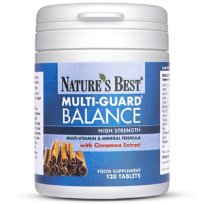 Multi-Guard<sup>®</sup> Balance - for Men and Women