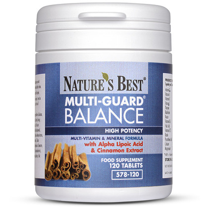 Multi-Guard<sup>®</sup> Balance, High Potency Multi