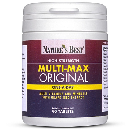 Multi-Max<sup>®</sup> Original for the over 50's