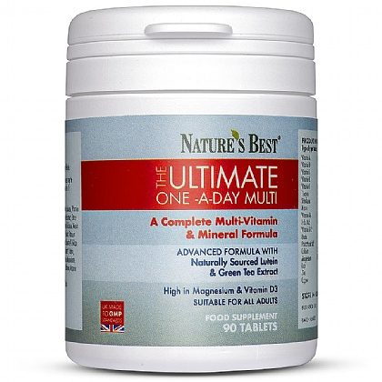 Ultimate One A Day Multi, With Magnesium*, Zinc & Vitamin C & D