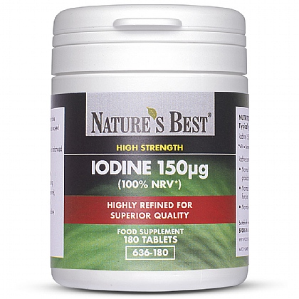Iodine - Kelp Tablets