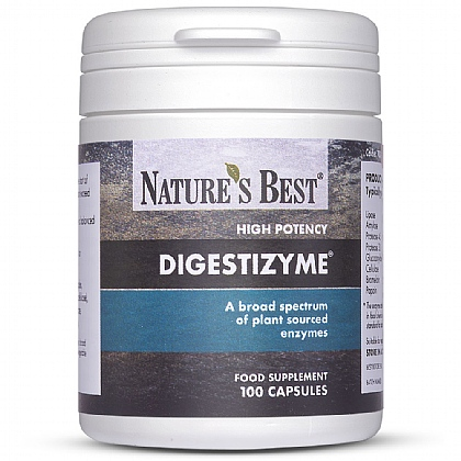 Digestizyme<sup>®</sup>, High Potency Digestive Enzymes