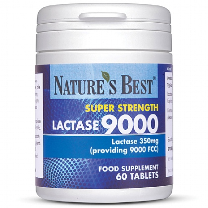 SUPER STRENGTH LACTASE 9000 FCC
