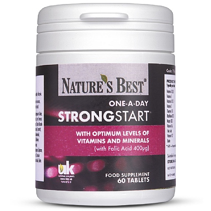 StrongStart<sup>®</sup>, Specifically Formulated For Women During Pregnancy