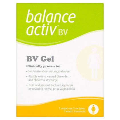 Balance Activ Vaginal Gel - 7 x 5ml