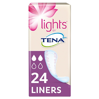 TENA Lady Light Liners - 24