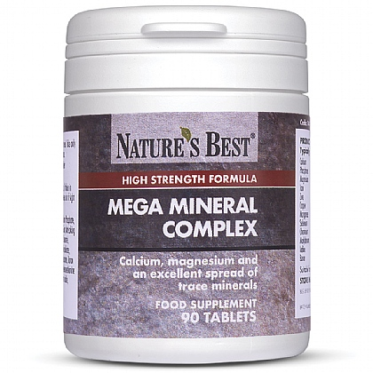 Mega Mineral Complex, High Strength Multi Mineral Formula