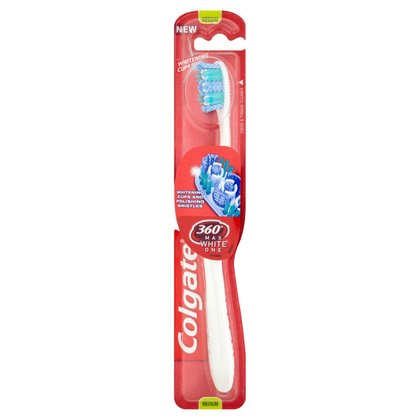 Colgate 360o Max White One Toothbrush