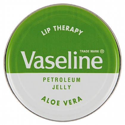 Vaseline Lip Therapy With Aloe Vera Tin - 20g