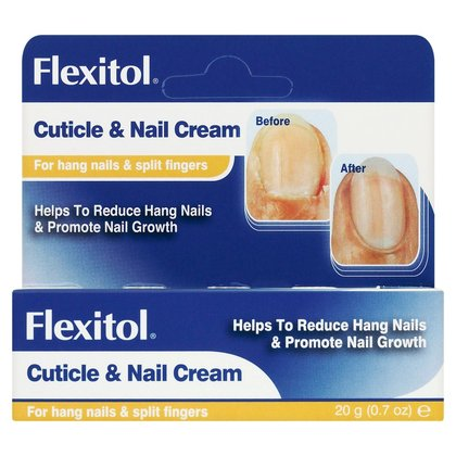 Flexitol Cuticle & Nail Cream - 15g