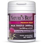 Milk Thistle Tablets 3000mg