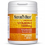 Vitamin C 1500mg Time Release