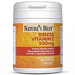 Gentle Vitamin C 500mg