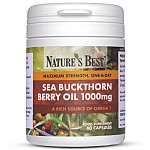 Sea Buckthorn Berry Oil 1000mg