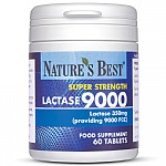 SUPER STRENGTH LACTASE 9000